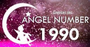 angel number 1990