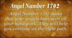 Angel Number1702