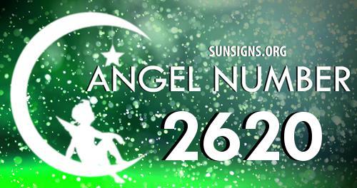 angel number 2620