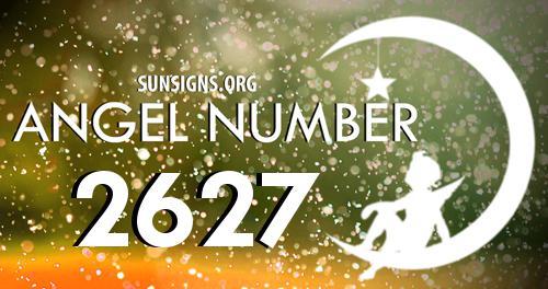angel number 2627