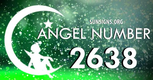 angel number 2638