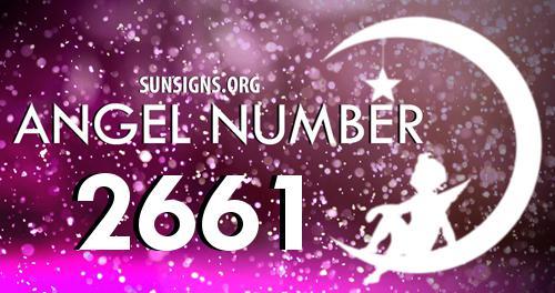 angel number 2661