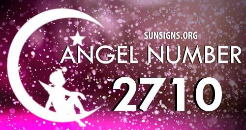 angel number 2710