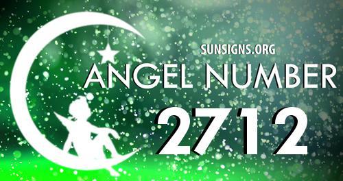 angel number 2712