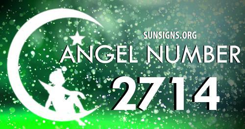 angel number 2714