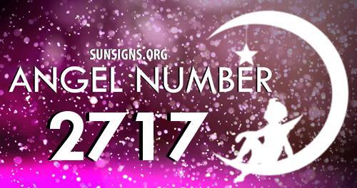 angel number 2717