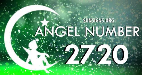 angel number 2720