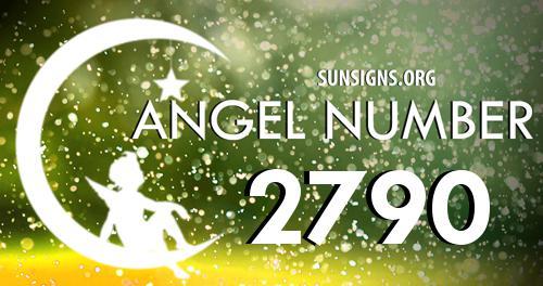 angel number 2790