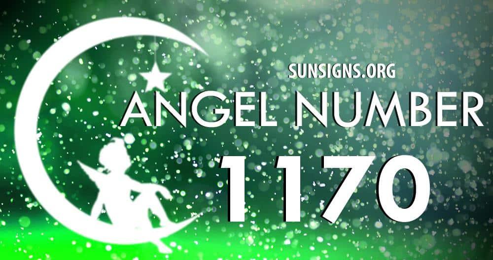 angel number 1170