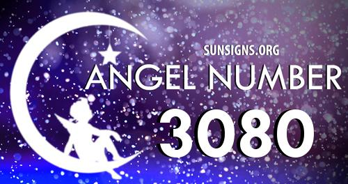 angel number 3080