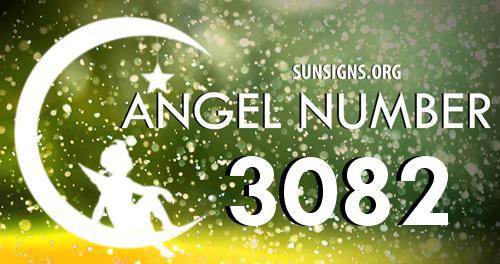 angel number 3082