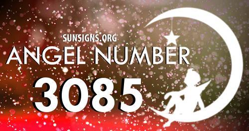 angel number 3085