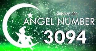 angel number 3094