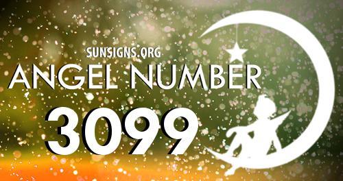 angel number 3099