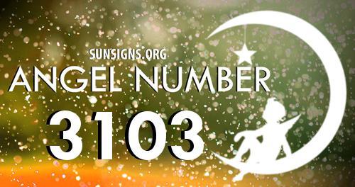 angel number 3103