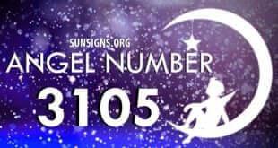angel number 3105
