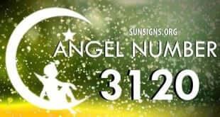 angel number 3120