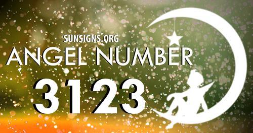 angel number 3123