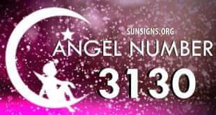 angel number 3130