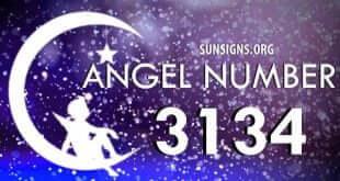 angel number 3134