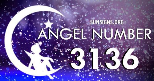 angel number 3136