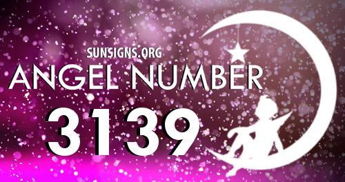 angel number 3139