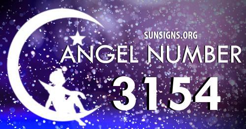 angel number 3154
