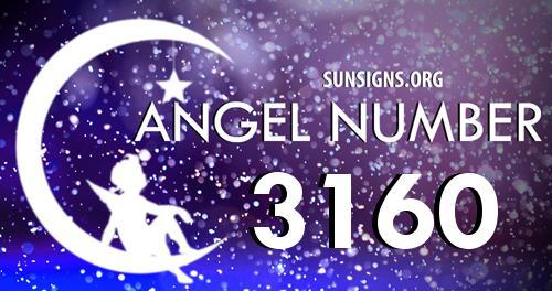 angel number 3160