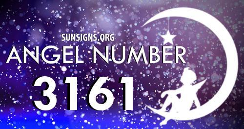 angel number 3161
