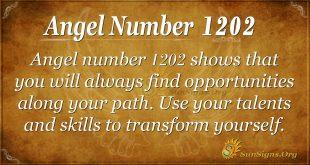 angel number 1202