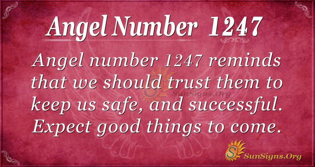 angel number 1247