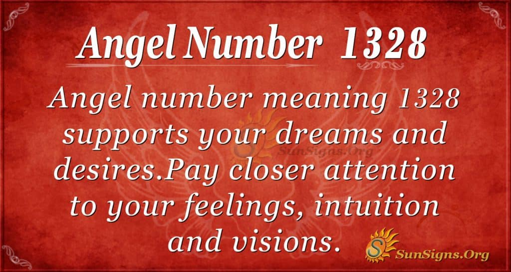 Angel Number1328