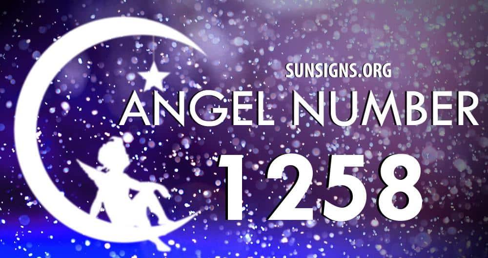 angel number 1258