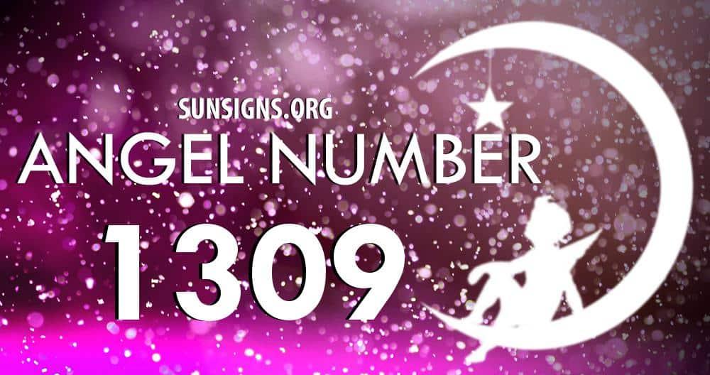 angel number 1309
