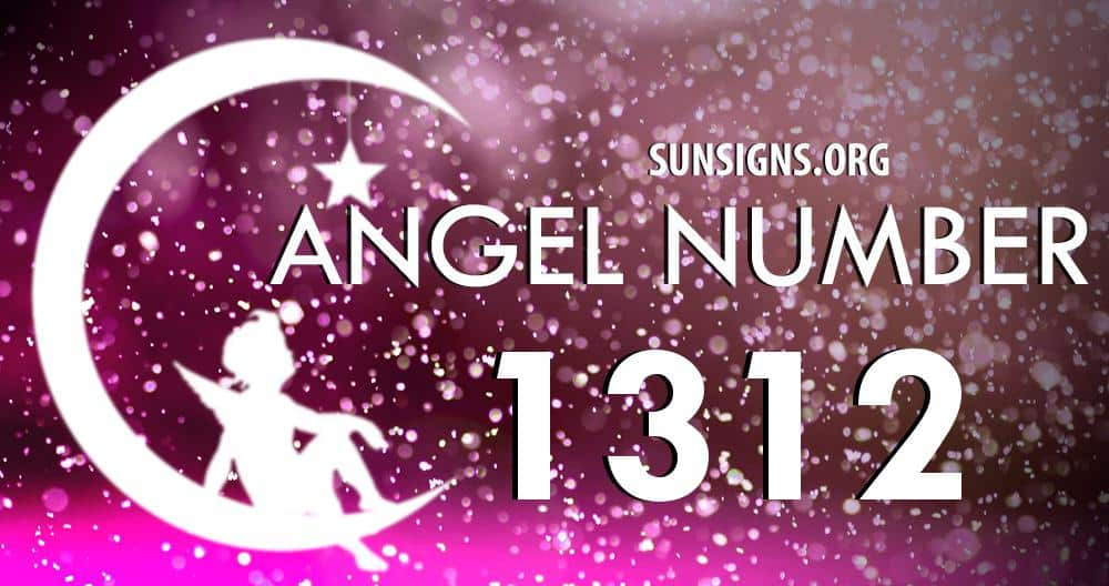 angel number 1312