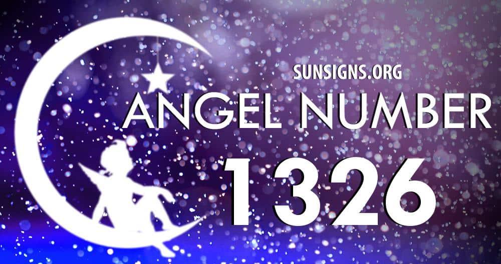 angel number 1326