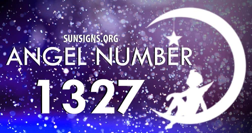 angel number 1327