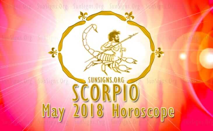 May 2018 Scorpio Monthly Horoscope | SunSigns Org