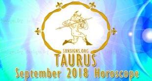 taurus-september-2018-horoscope