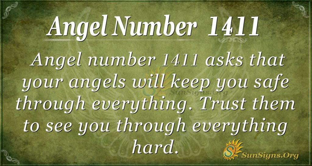 Angel Number1411
