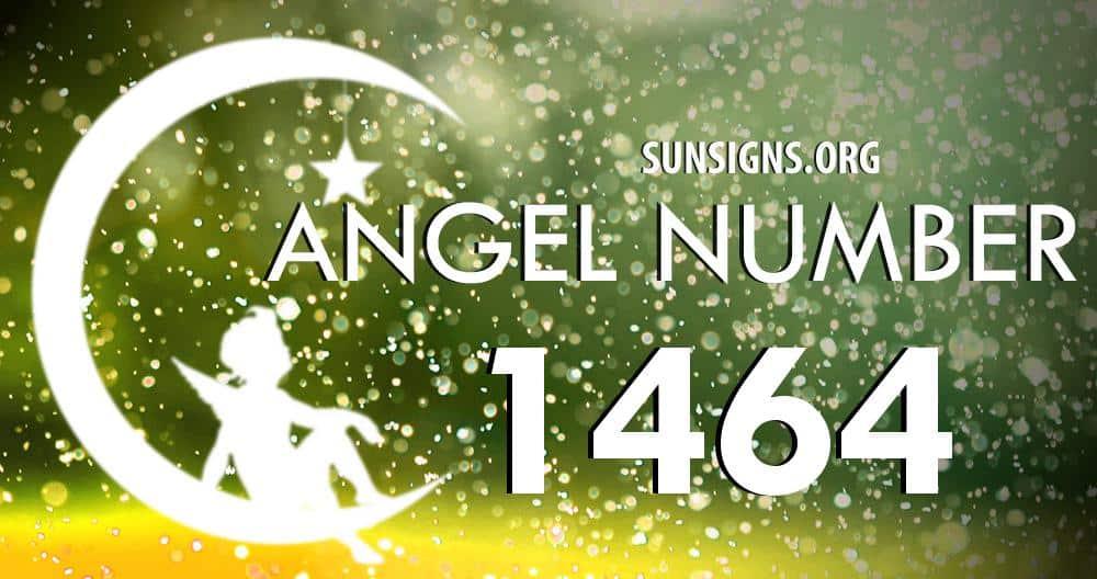 angel number 1464