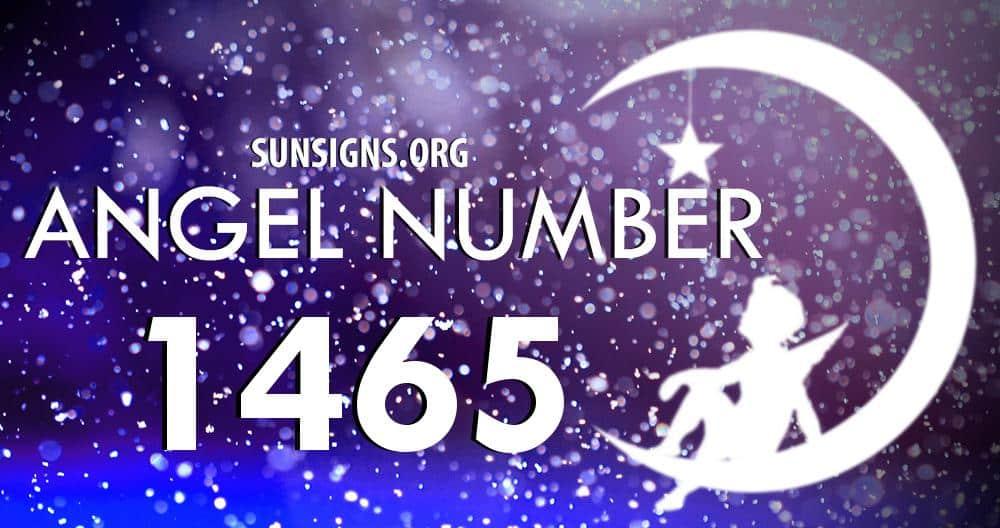 angel number 1465
