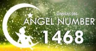 angel number 1468