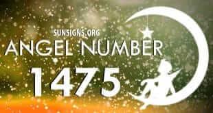 angel number 1475