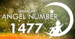 angel number 1477