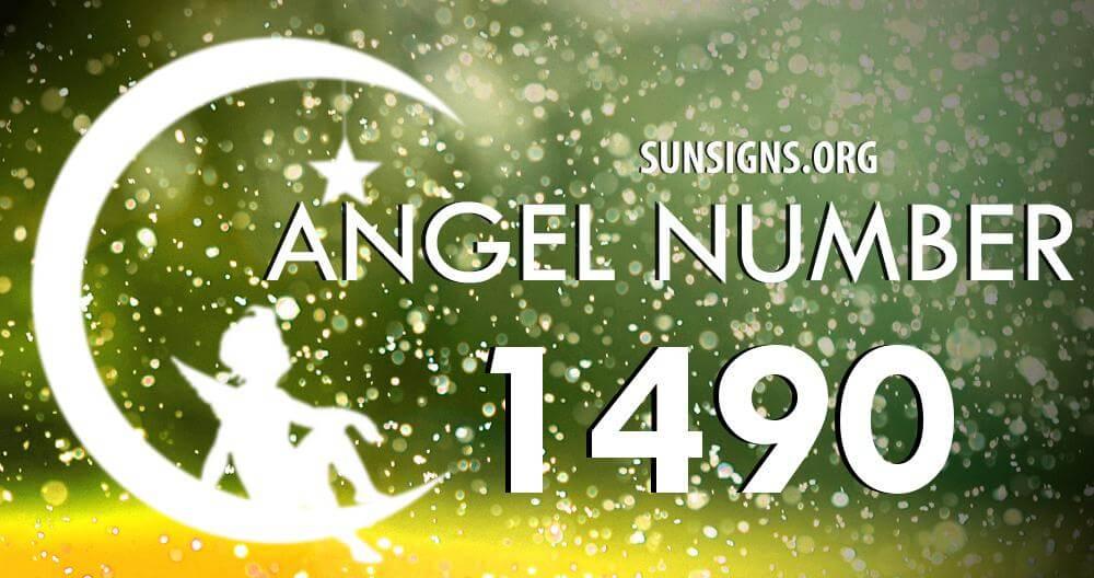 angel number 1490