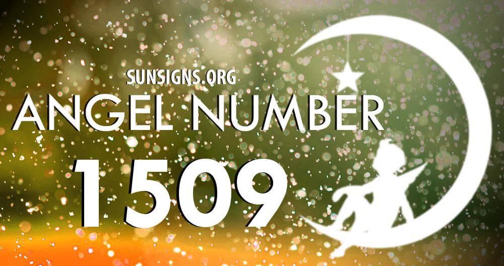 angel number 1509