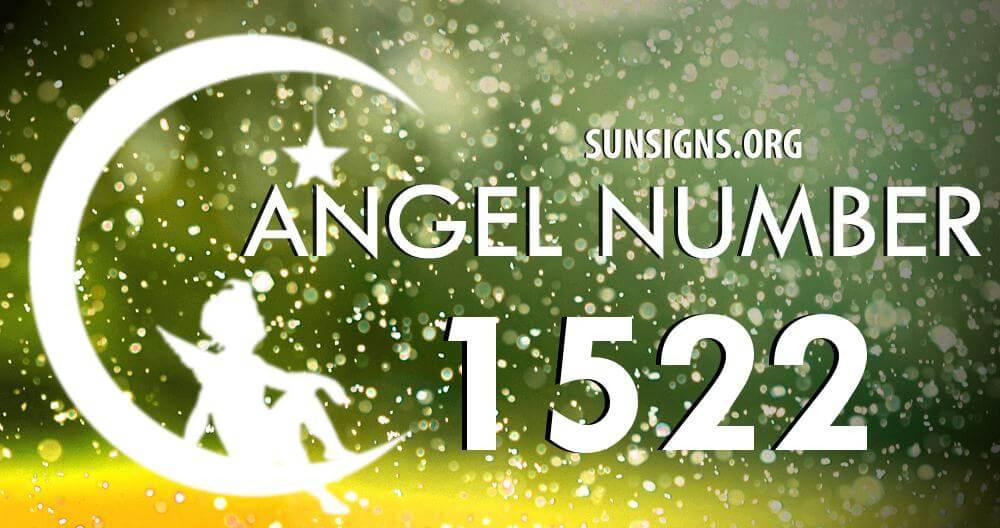 angel number 1522