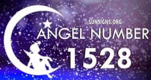 angel number 1528