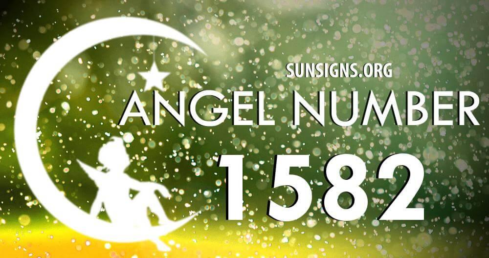 angel number 1582